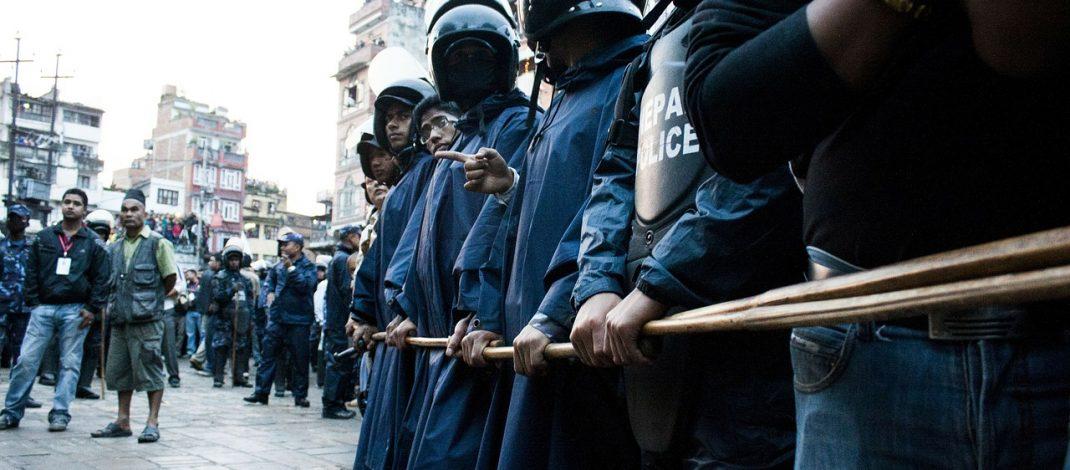 High Security Alert In Kathmandu