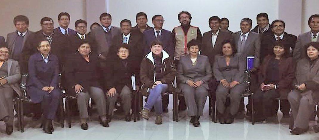 Bienvenidos al Archivo Regional Puno!